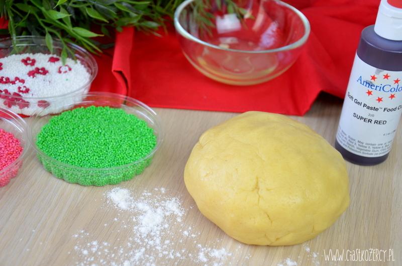 Świąteczne kruche ciasteczka 3