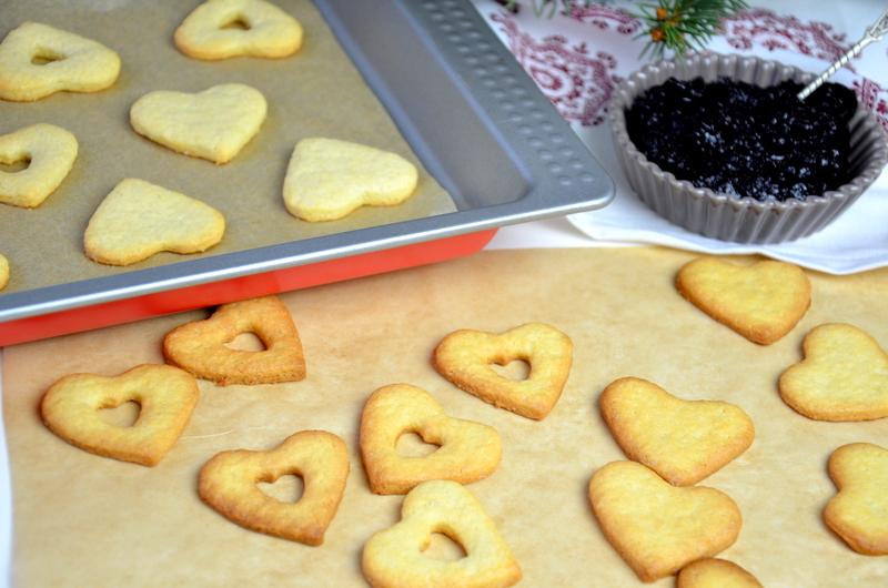 Ciasteczka serduszka 8
