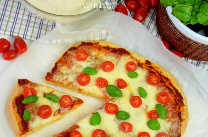 Ciasto na pizze