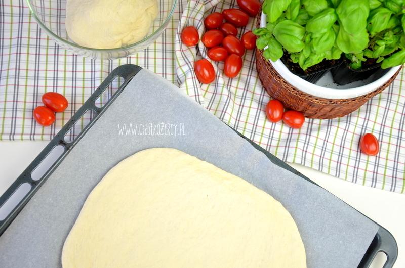 Ciasto na pizze 7