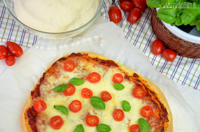 Ciasto na pizze 9