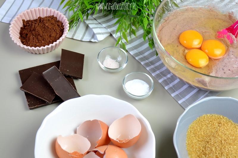Bezglutenowe brownie 3