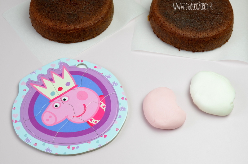 Tort świnka peppa 1