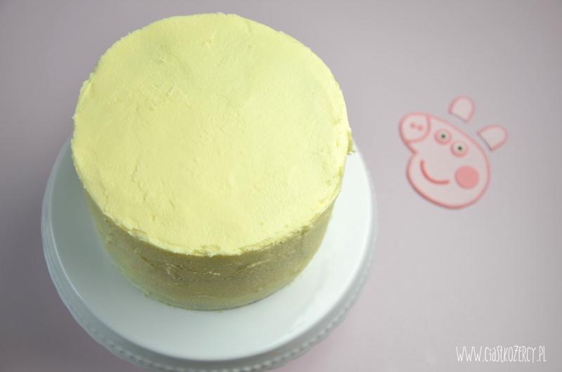 Tort świnka peppa 9