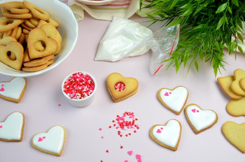 Walentynkowe ciasteczka pinata 12