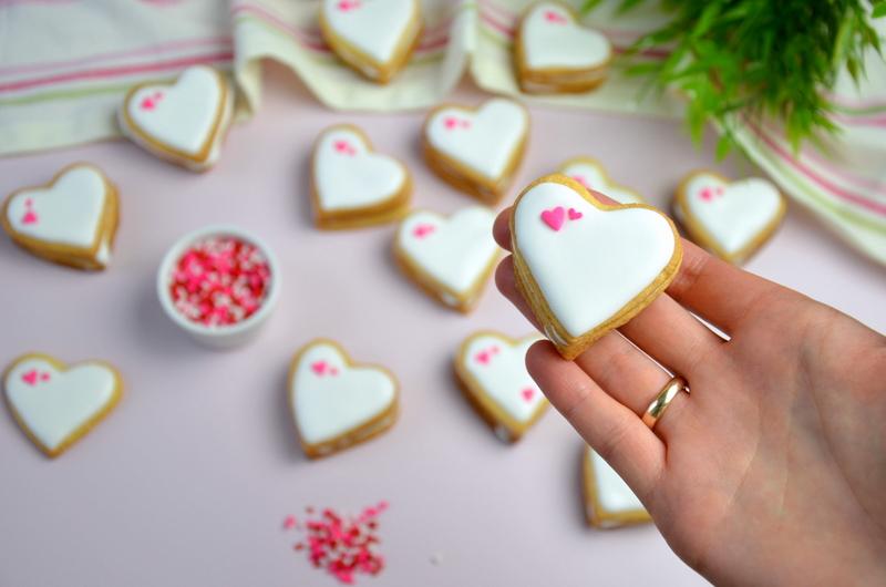 Walentynkowe ciasteczka pinata 14
