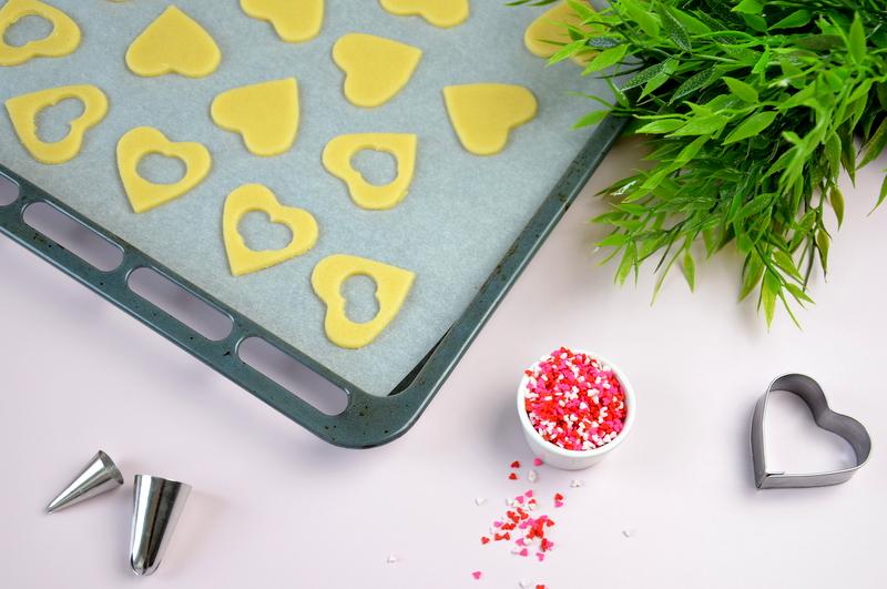 Walentynkowe ciasteczka pinata 6
