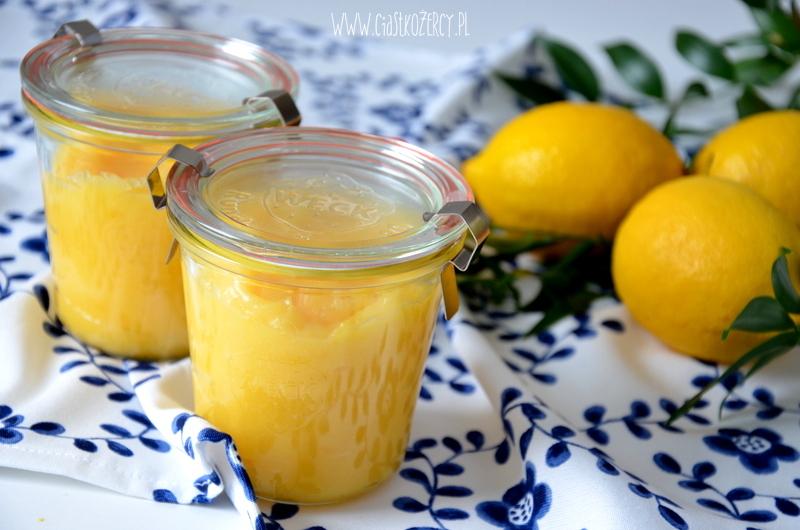 krem cytrynowy lemon curd 1