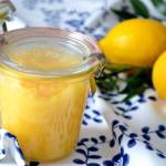 Krem cytrynowy – lemon curd