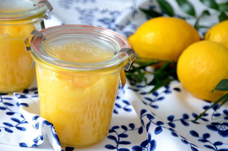 krem cytrynowy lemon curd 3