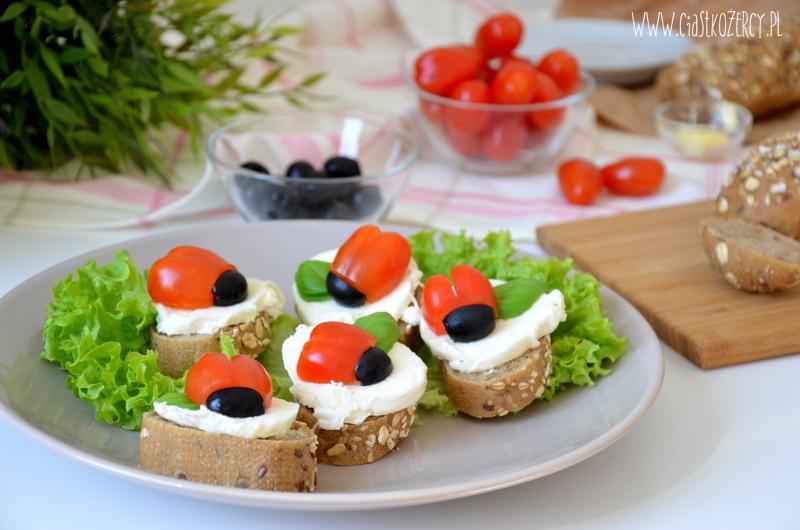Śniadanie dla malucha biedronkiŚniadanie dla malucha biedronki3