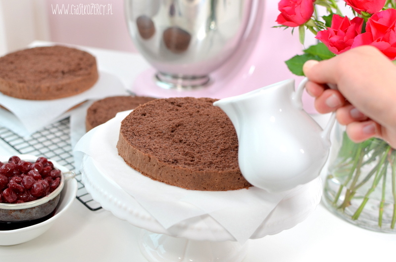 Tort szwarcwaldzki 3