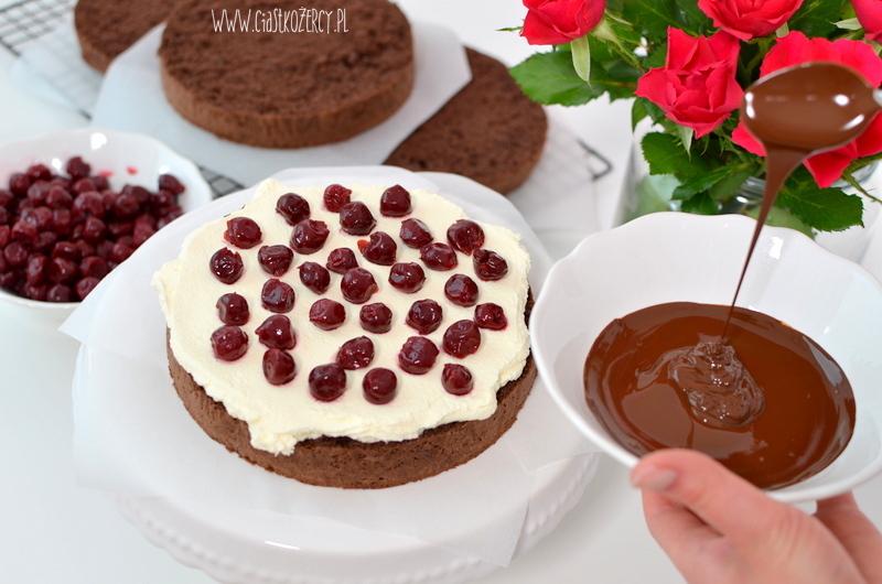 Tort szwarcwaldzki 6