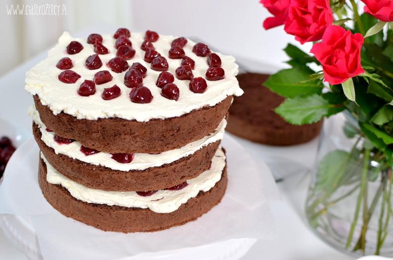 Tort szwarcwaldzki 8