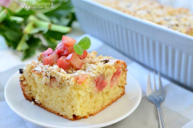 ciasto z rabarbarem 26