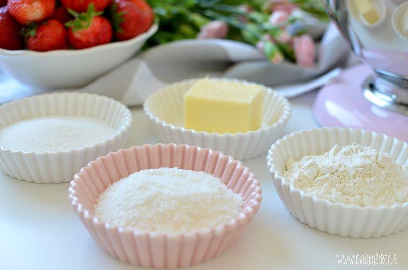 Ciasto z truskawkami 10