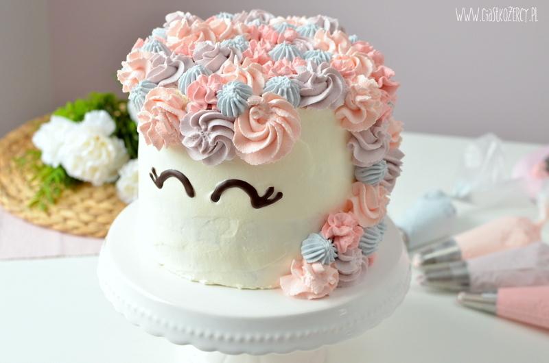 Tort jednorożec 2