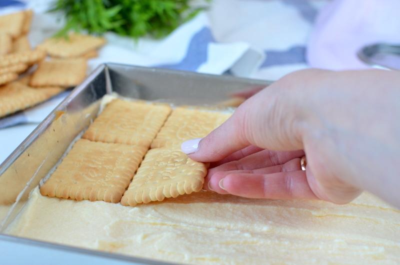 Ciasto 3 Bit Na Herbatnikach Prosty Sposob Na Pyszny Deser