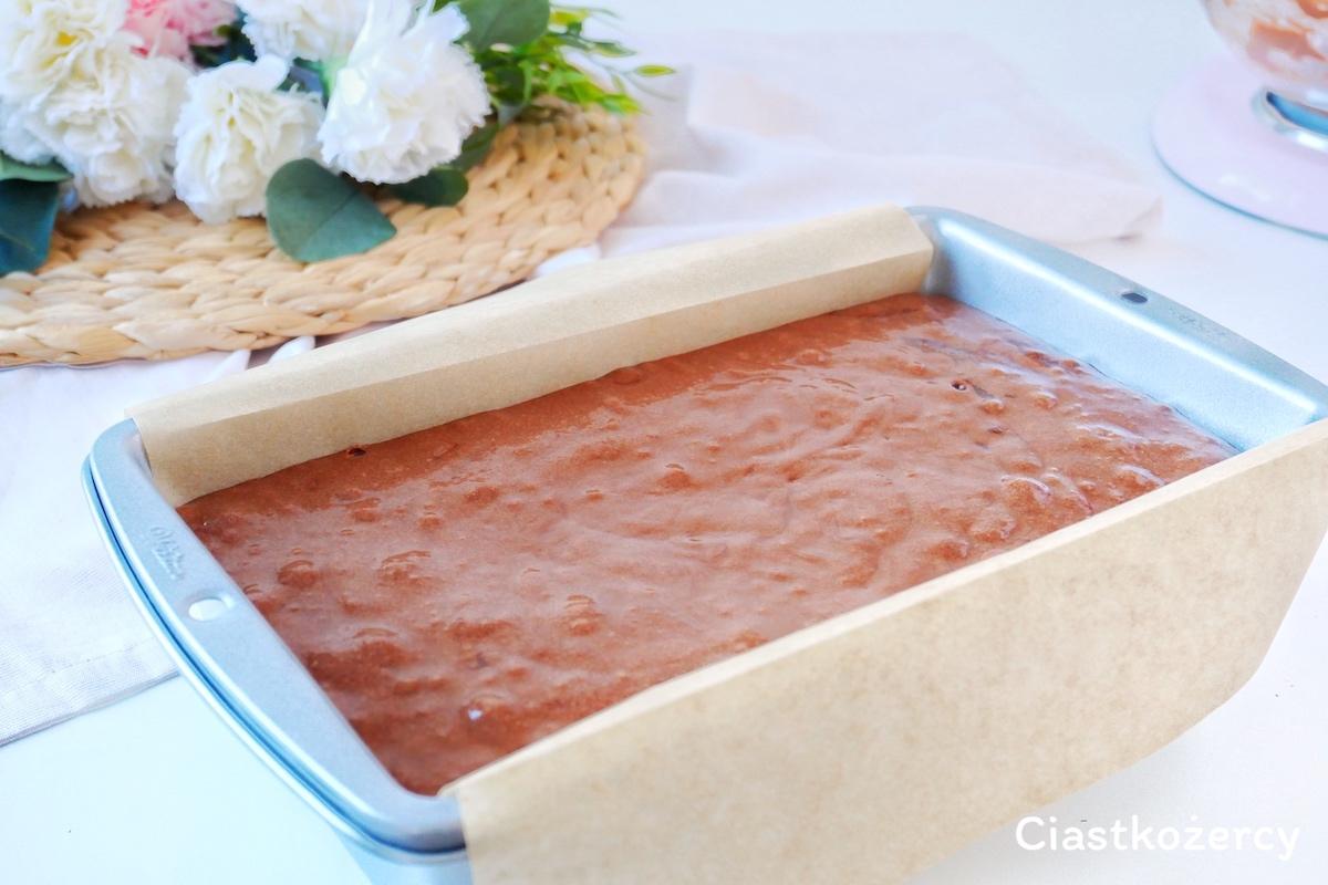 jak zrobić babkę czekoladową